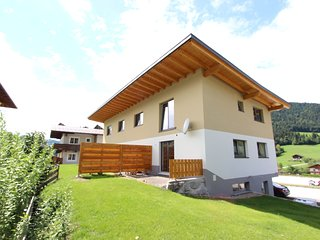 Modern Holiday Home in Itter near Ski Area