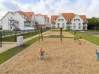 Modern apartment with a dishwasher at 3 km. from Nieuwpoort