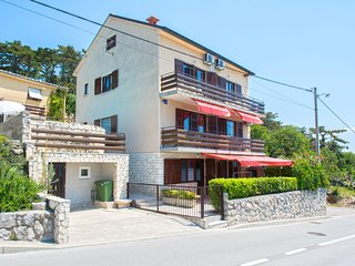 Quaint Holiday Home in Dramalj with Sea View