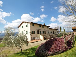 Exquisite Farmhouse in Poppi, Tuscany with Swimming Pool