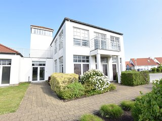 Modern Apartment in De Haan by the Seabeach