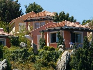 Detached villa with two bathrooms and beautiful sea view