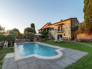Wonderful Villa near Cortona with terrace