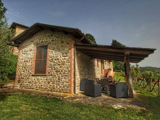 Agriturismo with equestrian centre, horses and options to go horse riding