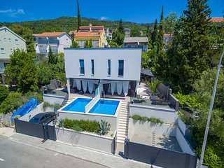 Quaint Villa in Selce with a private swimming pool
