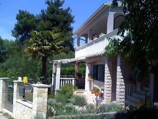 Spacious Apartment Pampas in Sveti Filip i Jakov Dalmatia
