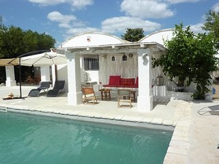 Vintage Villa in Ostuni Italy with Pool