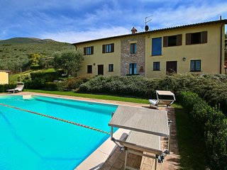 A holiday home for 6 in Bucine Tuscany