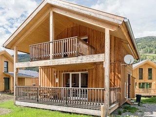 Boutique Chalet in Sankt Georgen ob Murau with Sauna