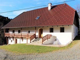 Spacious Holiday Home with Sauna near Ski Area in Eberstein