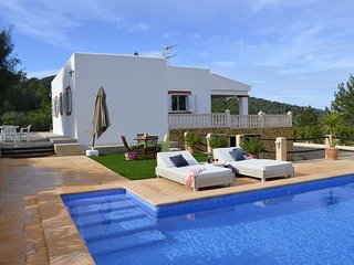 Modern Mansion in St Josep de sa Talaia with Private Pool