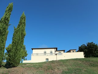 Apartment in villa with pool in the heart of the beautiful Mugello region