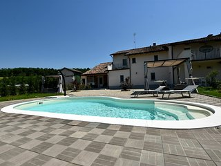 Pleasant Farmhouse in Asti Italy with Private Pool