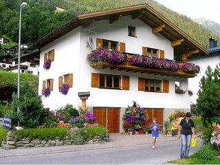 Lovely Apartment near a Ski Area in Silbertal