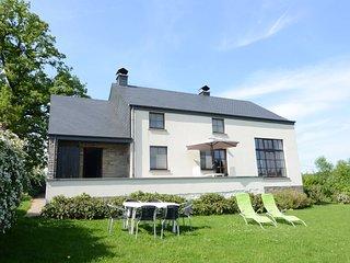 Beautiful modern villa close to Houffalize, comfort and relaxation guaranteed!