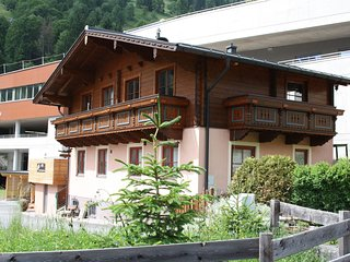 Beautiful Chalet in Dienten am Hochkönig, with forest nearby