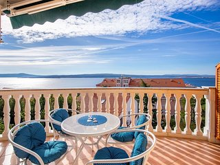 Splendid Apartment with Jacuzzi in Crikvenica Croatia