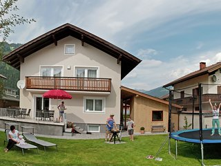 Modern Holiday Home with Garden near Ski Area in Tyrol