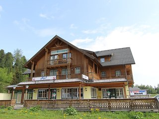 Spacious Apartment near Ski Area in Turracherhohe