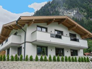 Cozy Apartment near Ski Area in Mayrhofen
