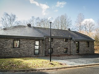 Tidy holiday home with a terrace located in the Ourthedal