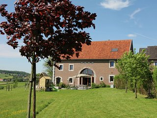 Quaint Holiday Home with Garden in Limbourg Belgium