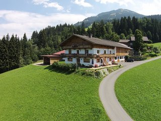 Spacious Holiday Home in Westendorf with Balcony