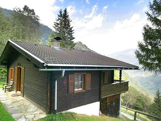 Stunningly located chalet with fantastic views.