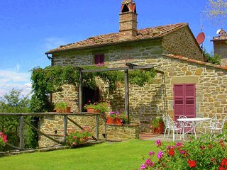 Exclusive Villa in Cortona with Private Swimming Pool
