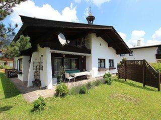 Graceful Holiday Home in St Johann Tyrol near Ski Area