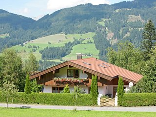 Beautiful Apartment near Ski Area in Kirchberg