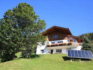 Cosy Apartment in Bartholomaberg Vorarlberg with Mountain View