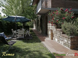 Apartment very well situated for the tourist to visit Tuscan art towns