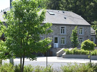 Renovated Mill in Gedinne  with Garden