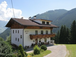 Lovely Apartment with Terrace in Fugenberg