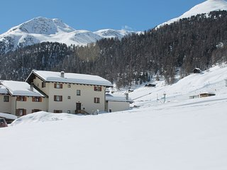 Peaceful Holiday Home in Livigno Italy near Ski Area