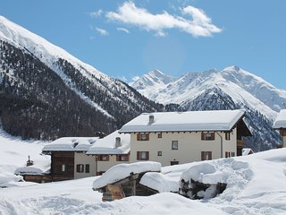Luxurious Holiday Home in Livigno Italy near Ski Area