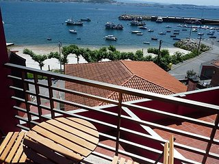 Nice apartment with sea views and only 200m from the beach