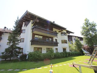 Comfortable Apartment near Ski Area in Going am Wilden Kaiser