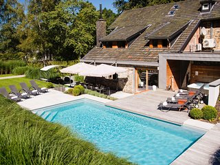 Attractive Holiday Home in Spa with Swimming Pool