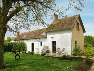 Beautiful holiday home near Castle in the beautiful cycling surroundings of Sull