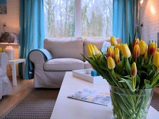Cosy Holiday Home in Noordwijkerhout near Sea
