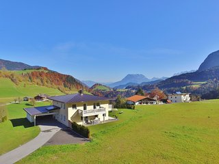 Spacious Villa with Garden near Ski Area in Hinterthiersee