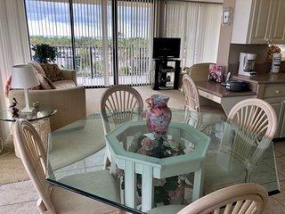 Our House at the Beach W-304 2 balconies, beach view!