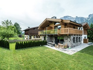 Modern Holiday Home in Leogang with Private Sauna