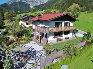 Bright Chalet in Leogang with Mountain View