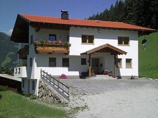 Modern Apartment near Ski Area in Gerlosberg