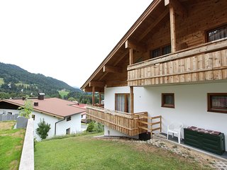 Cozy Apartment near Ski Lift in Ellmau