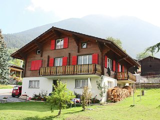 Lovely holiday home on the first floor near Brig.