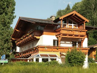 Cozy Apartment near Ski Area in Zell am See